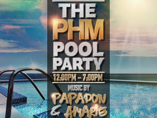 PHM POOL PARTY