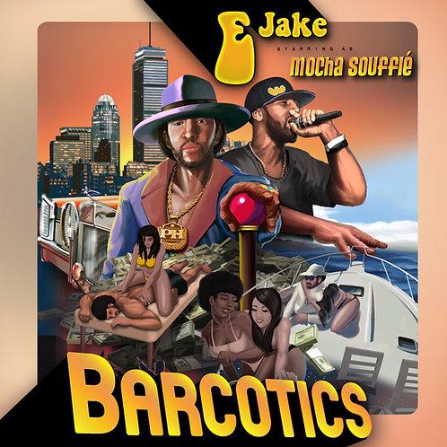 Barcotics Hardcopy CD