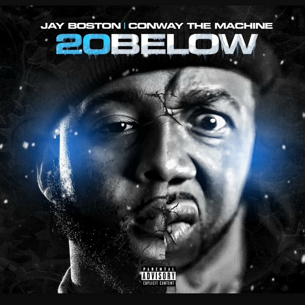 Jay Boston - 20 Below feat. Conway the Machine