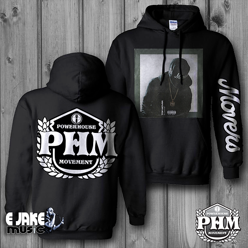 TOP MOVER HOODIE