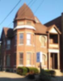 Parkersburg Area Association of Realtors building at 1127 Market Street