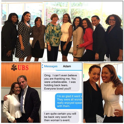 At UBS for Hispanic Heritage Month