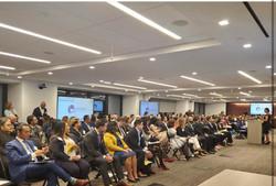Giving Keynote Speech @ S&P Global in NY