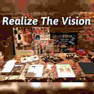 Held my #RealizeTheVision end of year get together last night where the ladies shared this year's accomplishments and we began gearing up fo