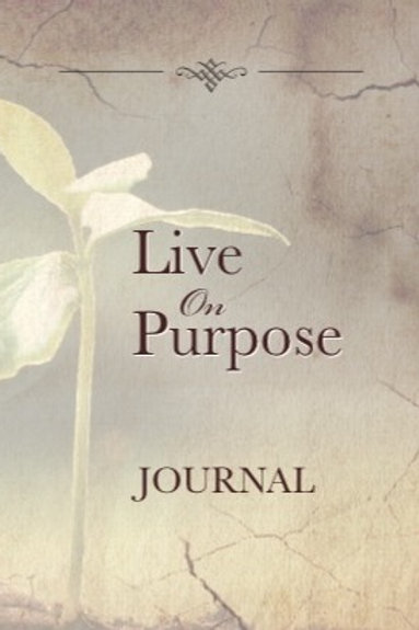 Live On Purpose Journal