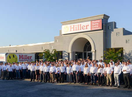 Ruud's Reliable Contractor List Honors Hiller Plumbing, Heating, Cooling & Electrical
