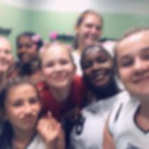 Premier petit post pour nos U15 filles «