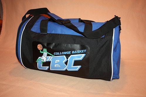 Sac de sport Spalding avec logo CBC