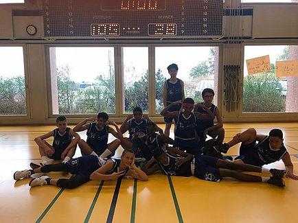 #1245Game Deuxième victoire pour nos U15