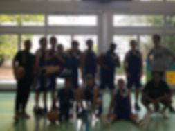 Première victoire pour les U17-2 d'Axel