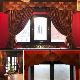 Art Deco Window Treatments