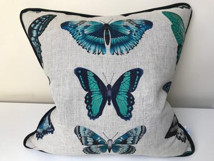 Bespoke Piped Cushion