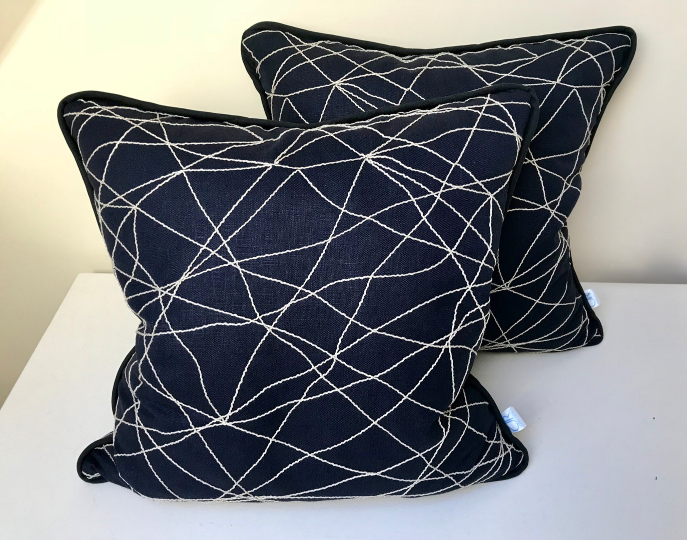 Bespoke Piped Cushions