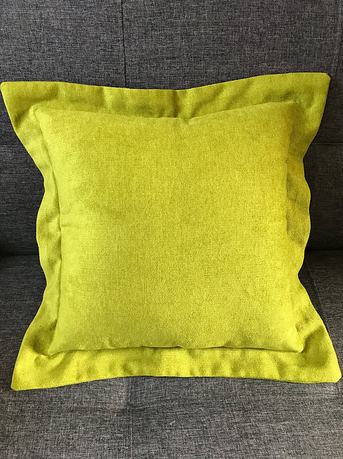 Chartreuse Oxford Cushion