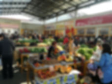 varazdin green market, varazdin peasants market