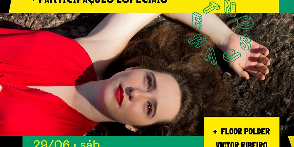 Show de lançamento do single Beiral da Porta