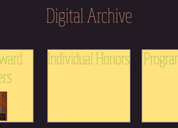 Digital Archive Now Active