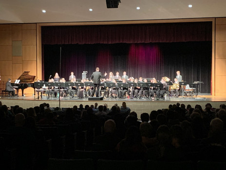 Ensemble Audition Materials for 2021-2022 School Year