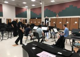 Sunderman Wind Quintet Visits Clearview