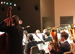 Spring Travel Schedules - Wind Ensemble/Symphonic Band