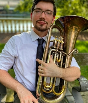 Low Brass Students Get Masterclass from Local Professor