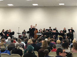 Jazz Night at Clearview