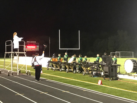 Marching Band Update (Sept 24)