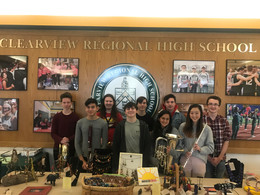 Clearview Students Successfully Audition for Region Ensemble