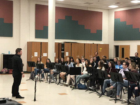 World Renowned Clarinetist Julian Bliss Visits Clearview