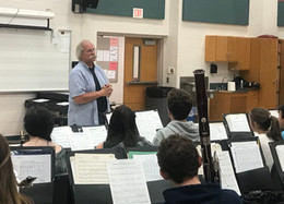 Composer Bruce Yurko Visits Clearview
