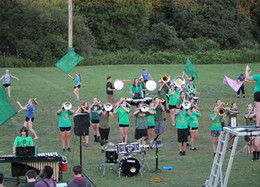 Summer Marching Band Schedule