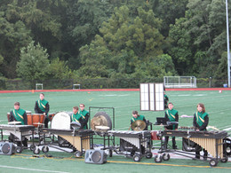 Marching Band Update (9/25-9/30)