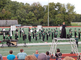 Marching Band Schedule (9/18-9/23)