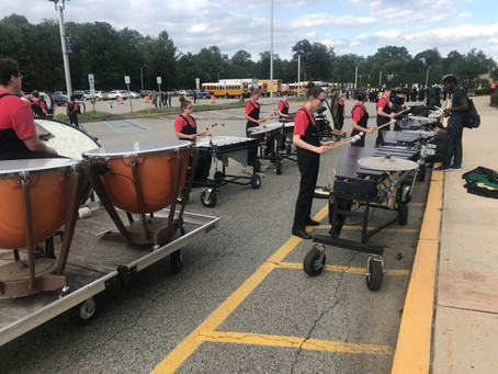 2020 Summer Marching Band Schedule