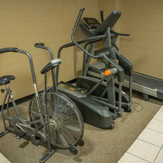 Cardio equipment for when you're in a pinch