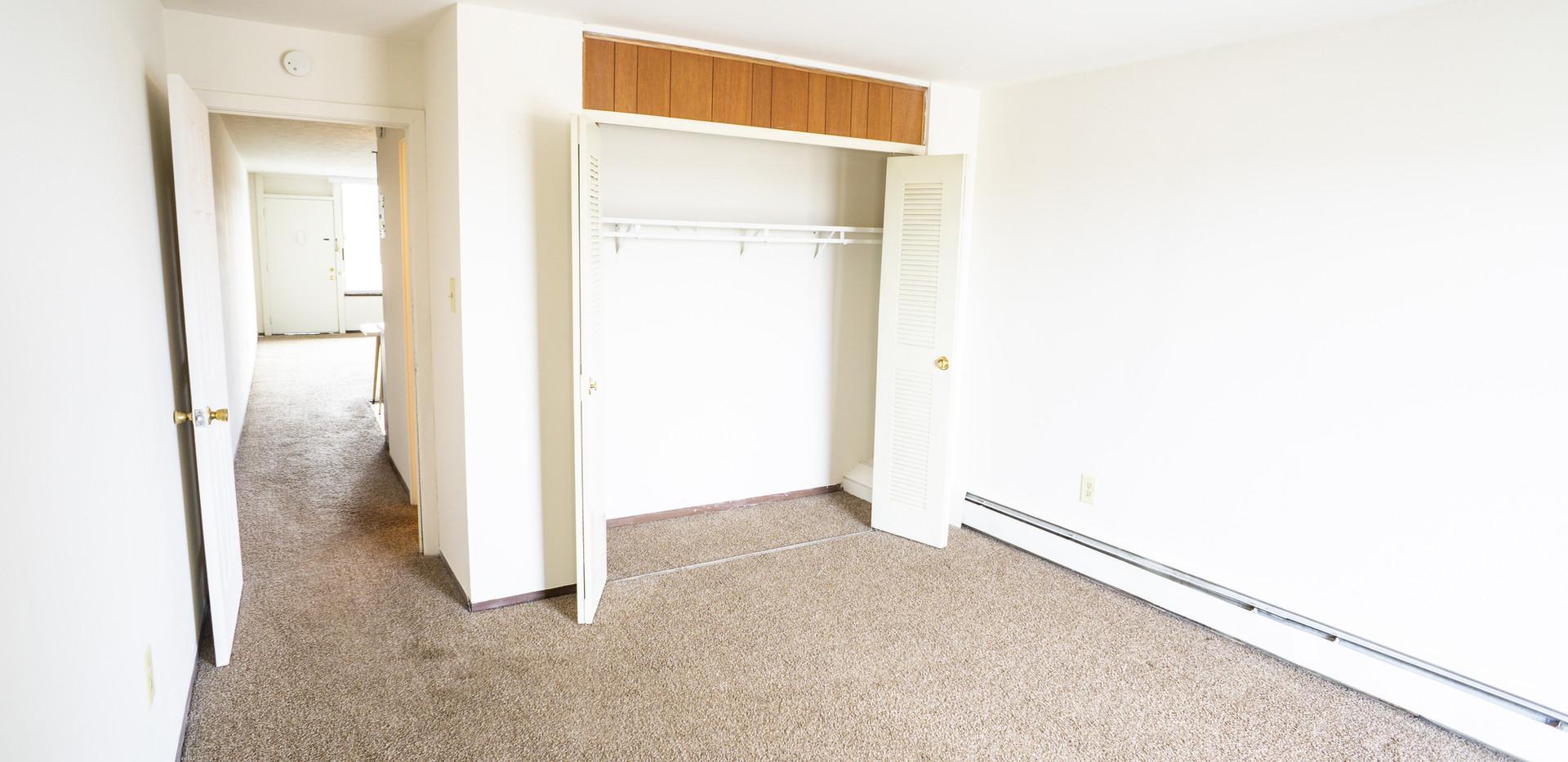 One Bedroom Bed Room