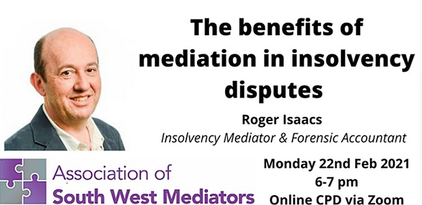 Roger Isaacs Insolvency talk.png