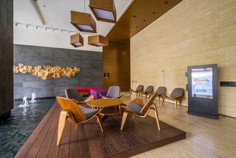 Lobby and Waiting Area