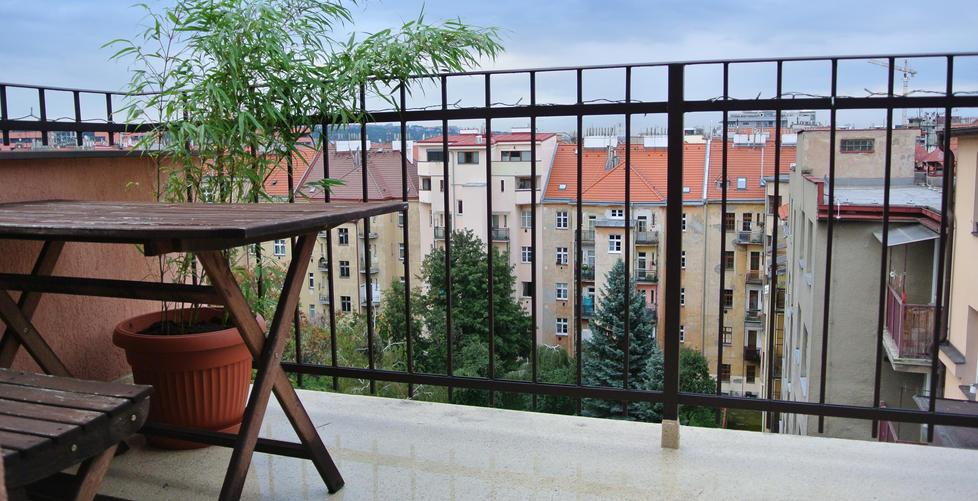 Bytový dům Praha - Holešovice