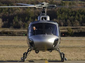 AS350 SINGLE SQUIRREL