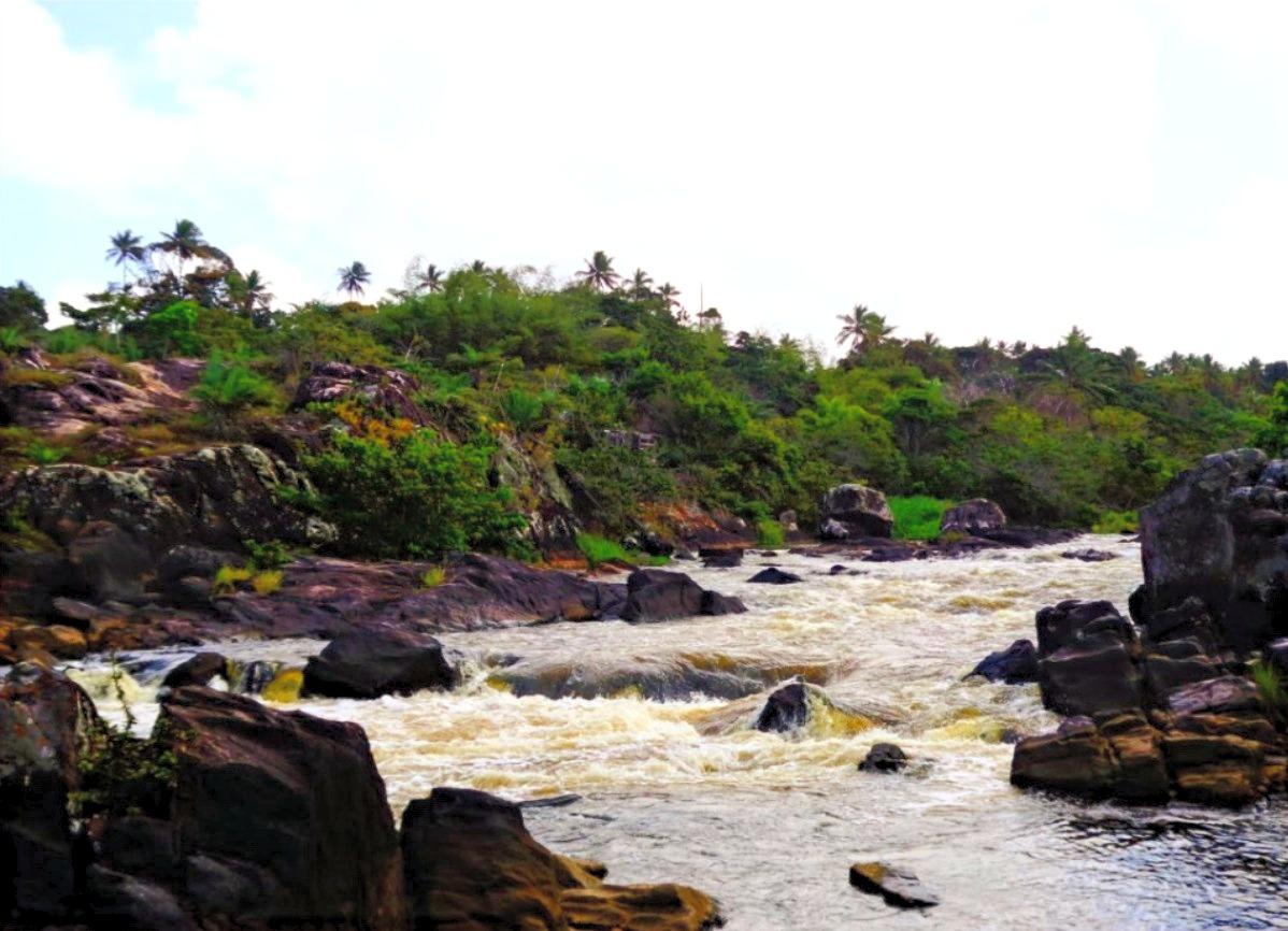 Corredeiras do Rio Pojuca
