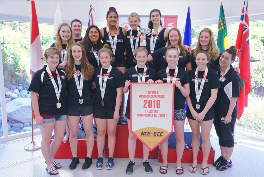 Valley's U16 Girls claimed the Western championship earlier this month, and will be looking to add another banner to their incredible season tomorrow.