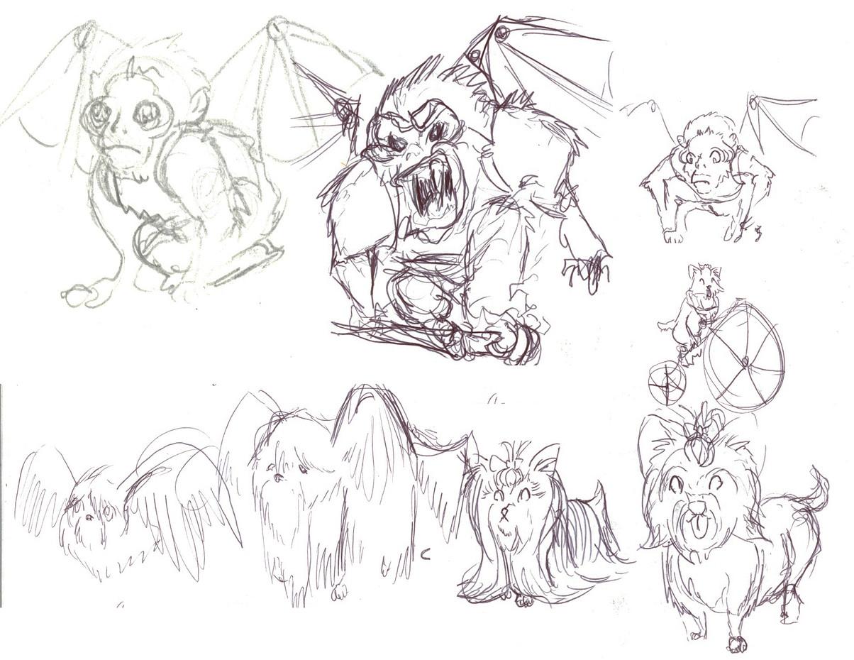 Sketchbook Page 9