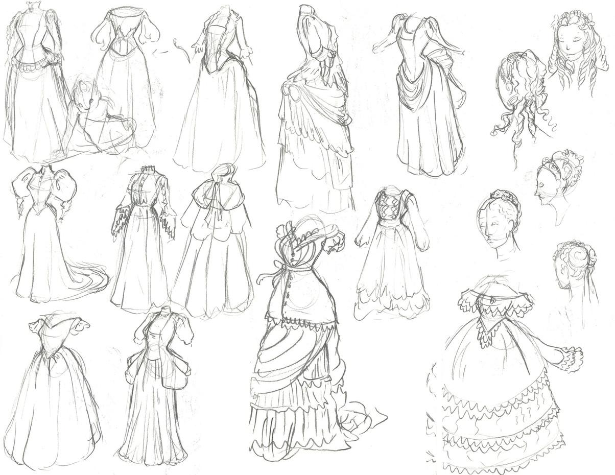 Sketchbook Page 5