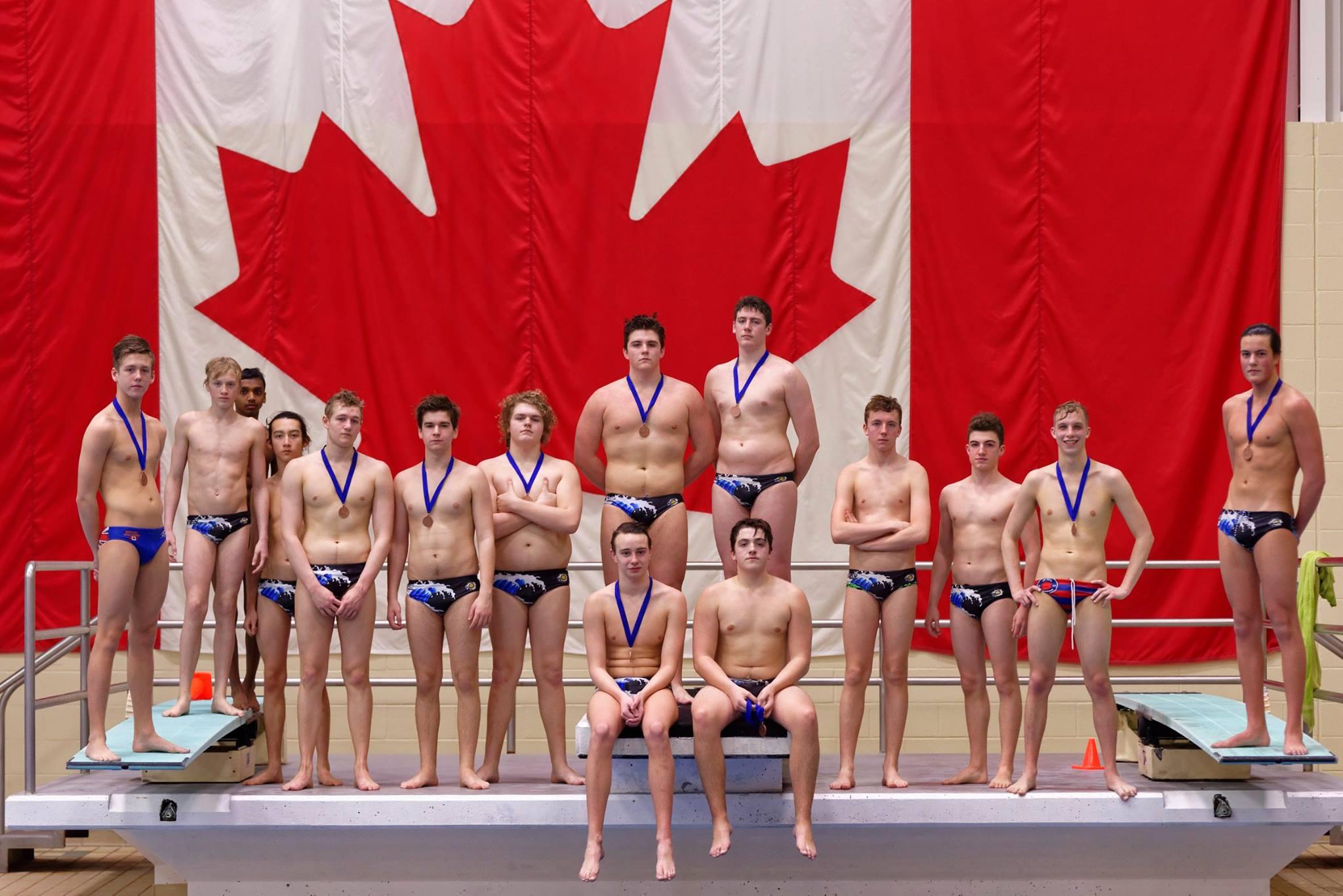 Open: Bronze medal winners