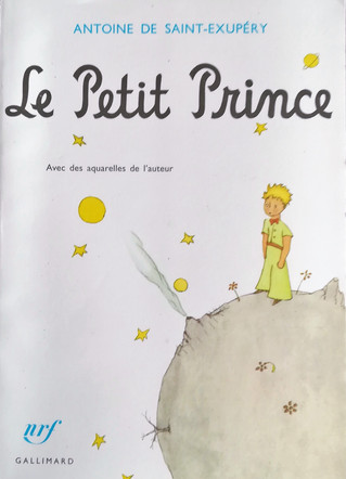 6 avril 1943 : 1ère parution du Petit Prince... à New York !