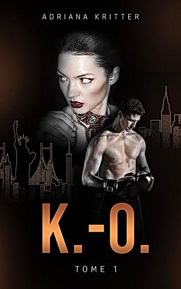 Nouvelle couverture KO Tome 1 plus clair