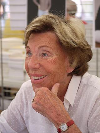 Benoîte Groult, écrivaine et féministe engagée