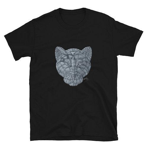 Glass Panther Short-Sleeve Unisex T-Shirt