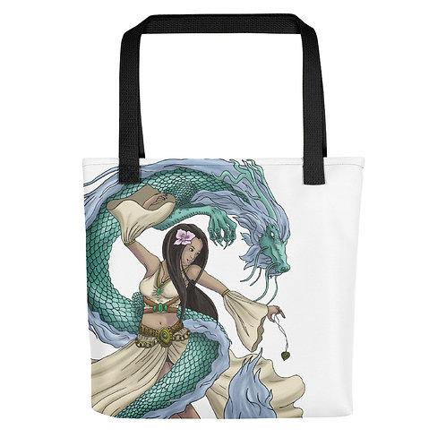 Dragon Dancer Tote bag